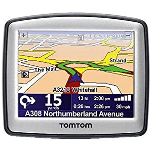 TomTom ONE v4 Satellite Navigation System with Great Britain Mapping