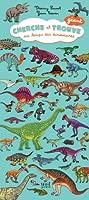 Cherche et trouve géant au temps des dinosaures