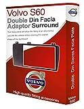 Volvo S60 stereo radio Facia Fascia adapter panel plate trim CD surround Double