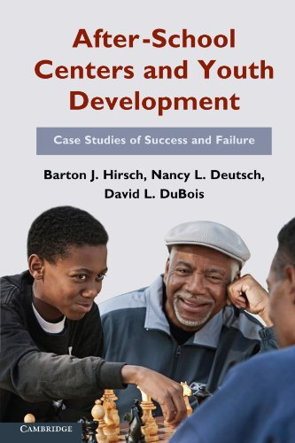 After-School Centers and Youth Development: Case Studies...