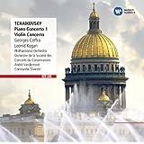 Tchaikovsky: Piano Concertos No 1 Violin