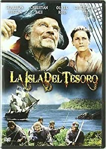 TREASURE ISLAND (1990) - Charlton Heston, Christian Bale, Oliver Reed
