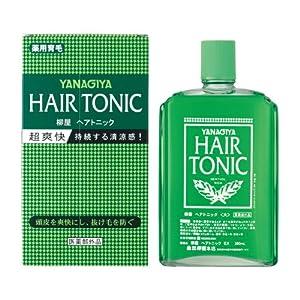 YANAGIYA   Scalp Care   Hair Tonic 360ml (Japan Import)