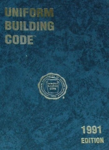 International Conference Of Building Officials Uniform Building Code