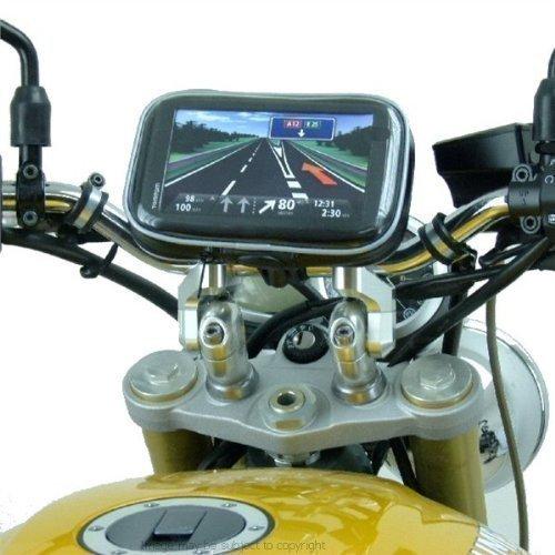 Wasserfest-TomTom-START-60-GPS-Navi-Motorrad-Halterung-SKU-17357