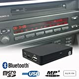 Stereo Bluetooth Handsfree A2DP USB SD AUX MP3 WMA CD Changer Adapter Interface Car Kit BMW 5 Series E39 X3 E83 X5 E53 Z4 E85 Z8 E52