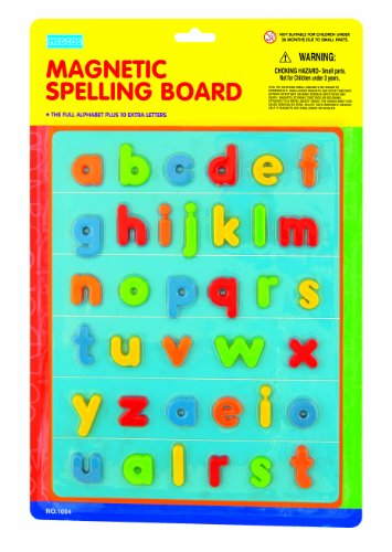 megcos Magnetic Spelling Board Lowercase letters - 1