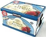 カークランド スーパープレミアム バニラアイスクリーム 1890ml×2個パック 要冷凍 ランキングお取り寄せ