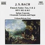 Suites françaises Nos.1 & 2 / Concerto italien / Fantaisie