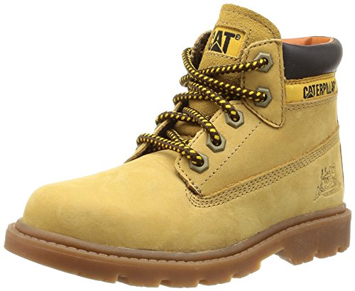 Caterpillar Colorado Plus, Stivali Uomo, Giallo (Honey Reset), 39