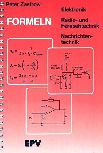 Formeln-der-Elektronik-Radio-und-Fernsehtechnik-Nachrichtentechnik