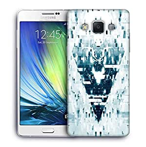 Snoogg exploding mosaic 2627 Designer Protective Back Case Cover For Samsung Galaxy ON5