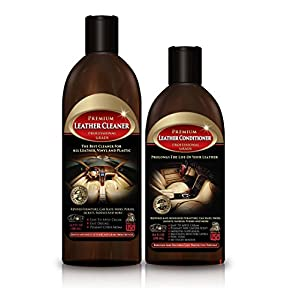 Leather Conditioner And Cleaner Kit The Best Professional Grade For Furniture
