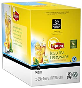 Lipton Lemonade Iced Tea K-Cups, 22 ct by Lipton