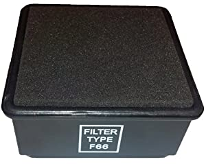 Dirt Devil F-66, F66 Hepa Filter With Foam for Dirt Devil Uprights - 304708001