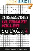 The Times Ultimate Killer Su Doku Book 4