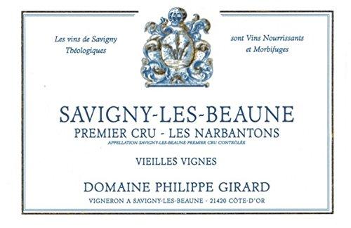 2011 Domaine Philippe Girard: Savigny-Les-Beaune Premier Cru Les Narbantons 750 Ml