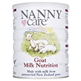 Nanny care ヤギ乳の乳児用粉ミルク / Vitacare