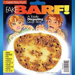 Funny product Fake Vomite, Puke, Barf