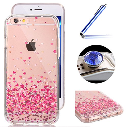 iphone-6s-clear-caseiphone-6-hard-caseetsue-pretty-pink-love-heart-slim-fit-transparent-hrad-back-so