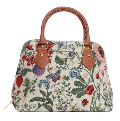 Morning Garden -Ladies Handbags Shoulder bags /'Lady 29 Collection' (Convertible)