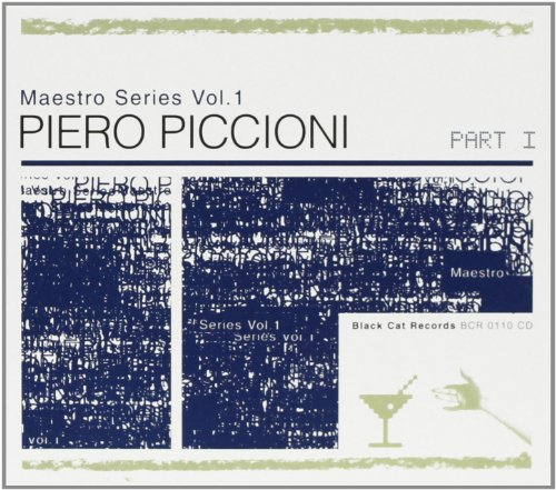 Piero Piccioni - Vol. 1-Maestro Series