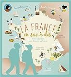 Grand Sac A La France en sac-à-dos