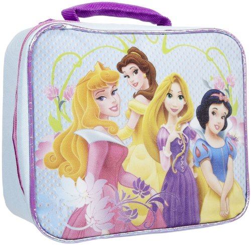 Fast Forward Rectangular Lunch Bag - Princess