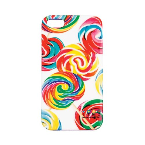 Dylan's Candy Bar iPhone 4/4S Cover - Multi Whirly Pops®