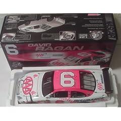 Buy Action Racing Collectibles David Ragan '08 AAA Insurance Boston Red Sox #6 Fusion, 1:24 by Smith Optics