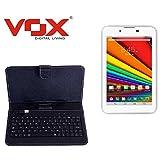 V106 Dual Sim 3G Quad Core HD Tablet With Keyboard
