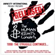 Released: Human Rights Concerts Struggle
