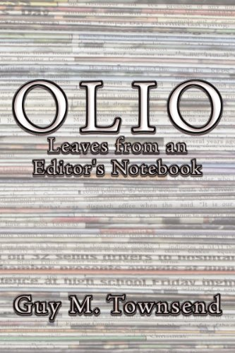 olio-leaves-from-an-editors-notebook-english-edition