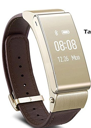 HUAWEI TalkBand B2 Android Bluetooth Fitness Watch + Earpiece - Elite Golden