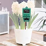 Neewer® 3in1 Plant Flowers Soil Tester Moisture Light PH Meter