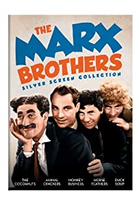 Marx Brothers Silver Screen Collection [DVD] [Region 1] [US Import] [NTSC]
