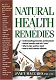 img - for By MACCARO JANET - NATURAL HEALTH REMEDIES REVISED ED (12.3.2005) book / textbook / text book