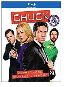 Chuck: Season 4 [Blu-ray]