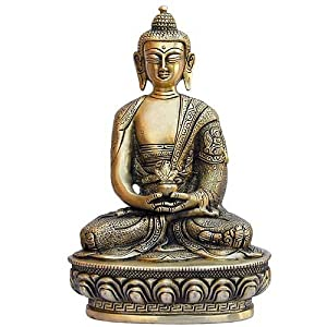 #!Cheap Meditation Buddha Brass Collectibles and Figurines