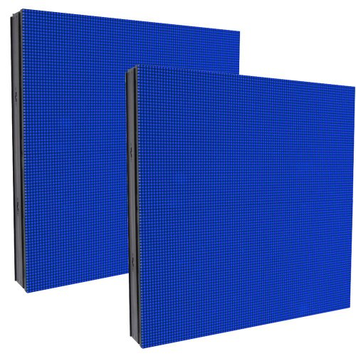Chauvet Pvp S5 Led Video Panel 2-Pack In Roadcase - New