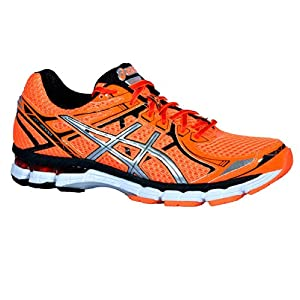 Asics Gt-2000 2 Flash Orange / Silver / Black, Ora