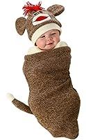 Princess Paradise Baby Sock Monkey Bunting Infant Newborn Halloween Costume