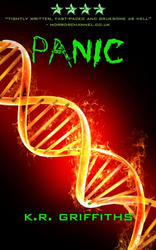 Panic (Wildfire Chronicles Vol. 1) | freekindlefinds.blogspot.com