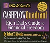 img - for Cashflow Quadrant: Rich Dad's Guide to Financial Freedom by Kiyosaki, Robert T., Lechter, Sharon L.(March 1, 2001) Audio CD book / textbook / text book