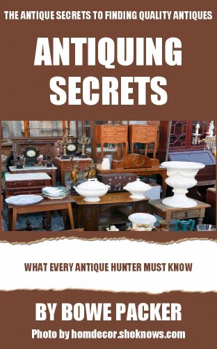 Fastest Way To Discover Antique History & Learn How To Collect Antiques Like A Seasoned Veteran