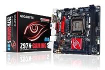 Gigabyte LGA 1150 Intel Z97 HDMI SATA 6Gb/s USB 3.0 Mini ITX Intel Motherboard GA-Z97N-Gaming 5