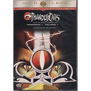 Thundercats Season  on Temporada 1 Volumen 1  Thundercats Season One Volume One   Movies   Tv