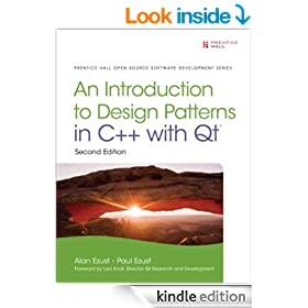 Introduction to Design Patterns in C++ with Qt (2nd Edition) (Prentice Hall Open Source Software Development Series)