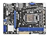 ASRock H61M-IDE - Motherboard - micro ATX - LGA1155 Socket - H61 - Gigabit LAN - onboard graphics (CPU required) - HD Audio (6-channel)(H61M-IDE)