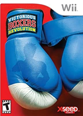 Victorious Boxers: Revolution - Nintendo Wii